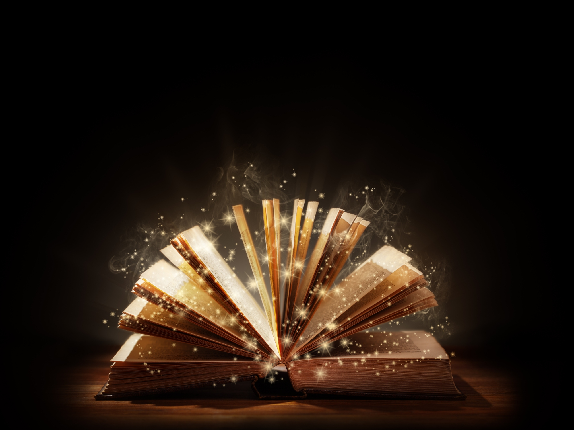Study spiritual magic